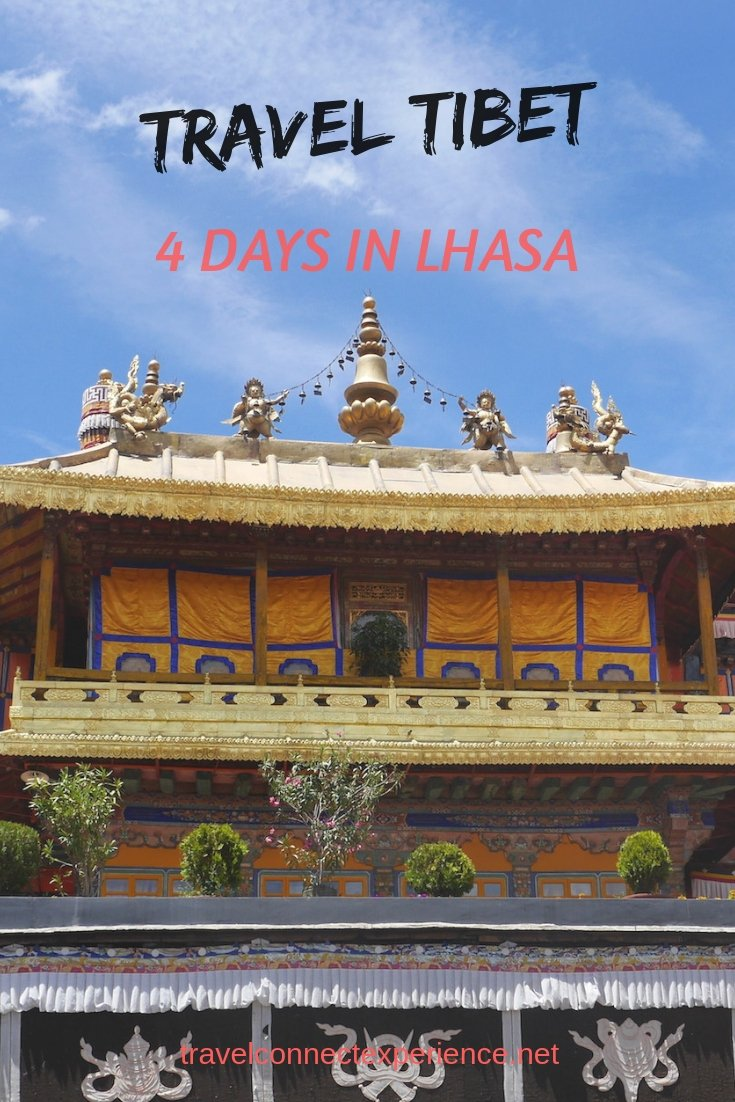 lhasa tour tibet 4 days jokhang temple
