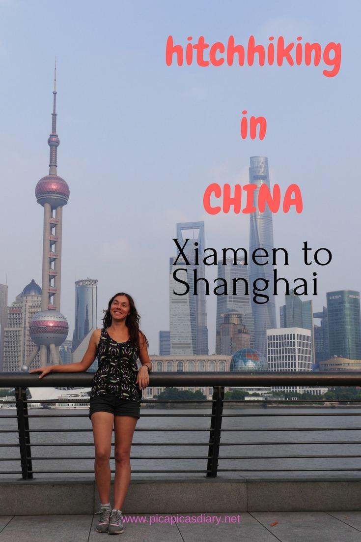 Hitchhiking china