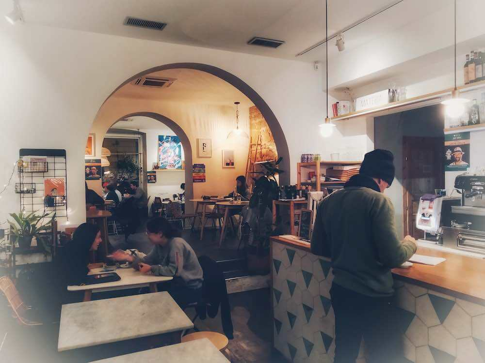 best coffee shops in rome italy