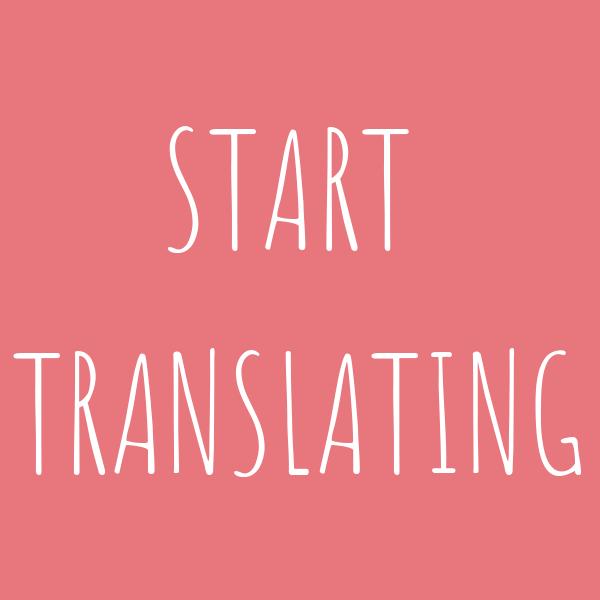 Start Translating