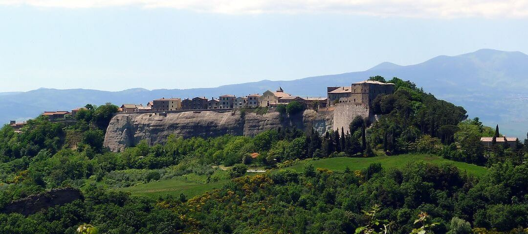 30 fabulous day trips from Rome, Italy: best ideas for outdoors and history lovers