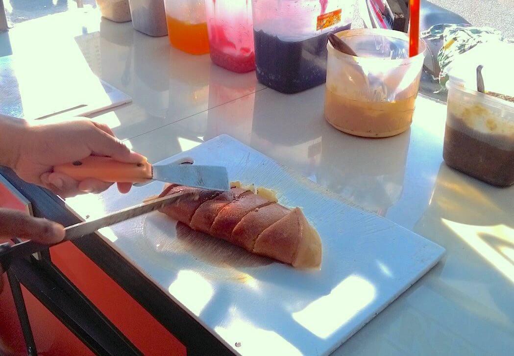 martabak dessert Weh Island