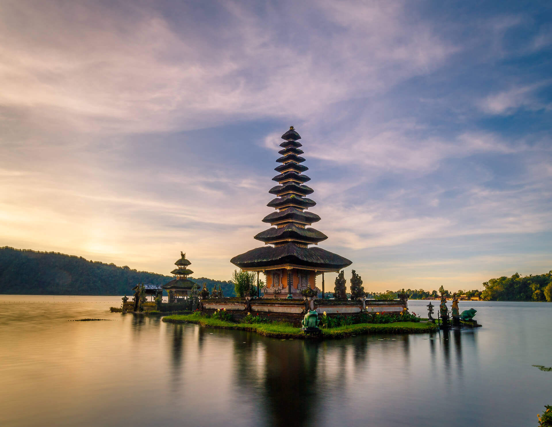 where to go in indonesia bali