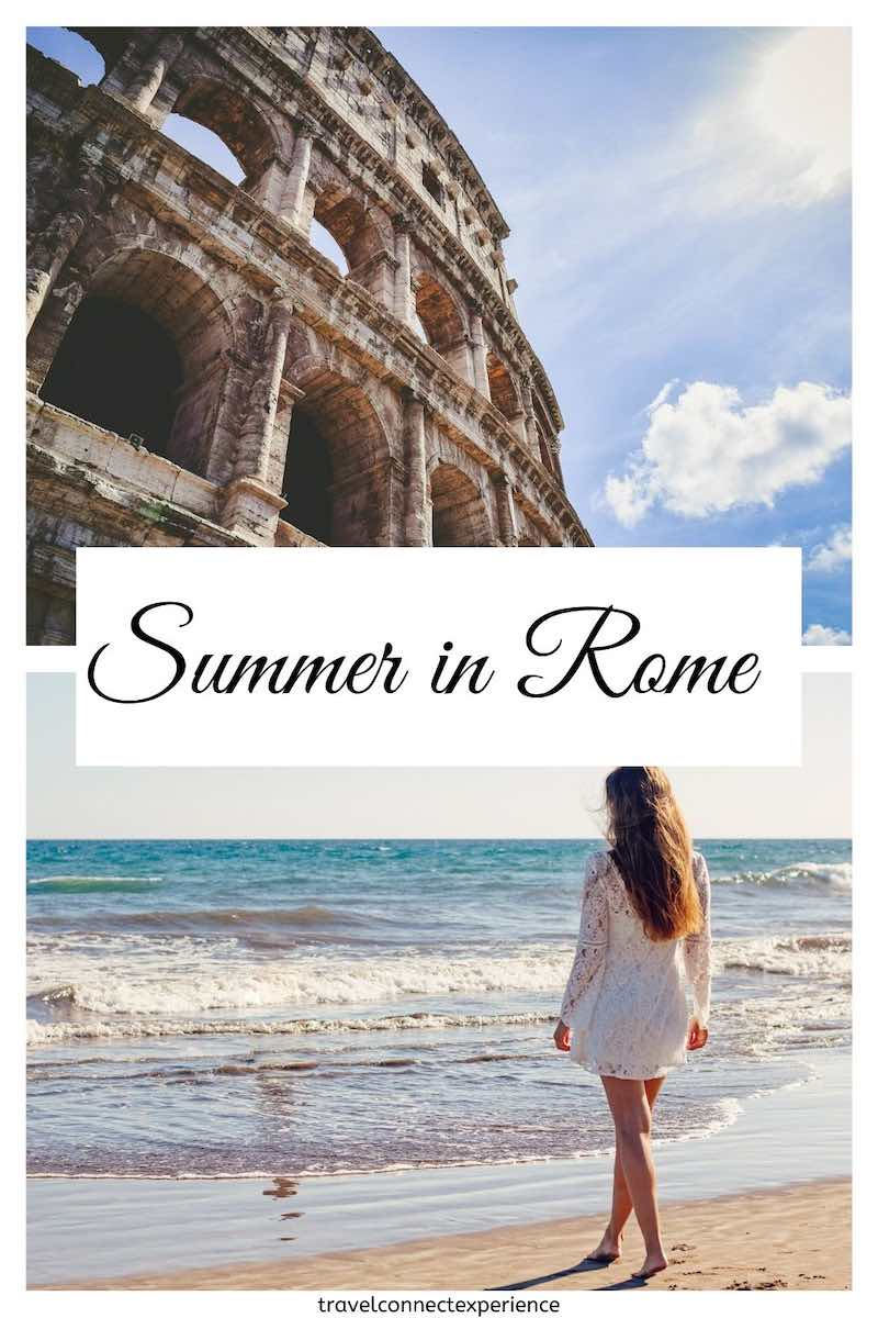 summer in rome italy guide