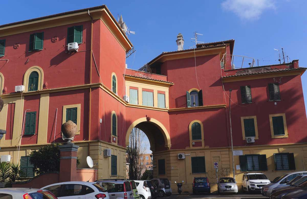 where to stay in Rome Italy