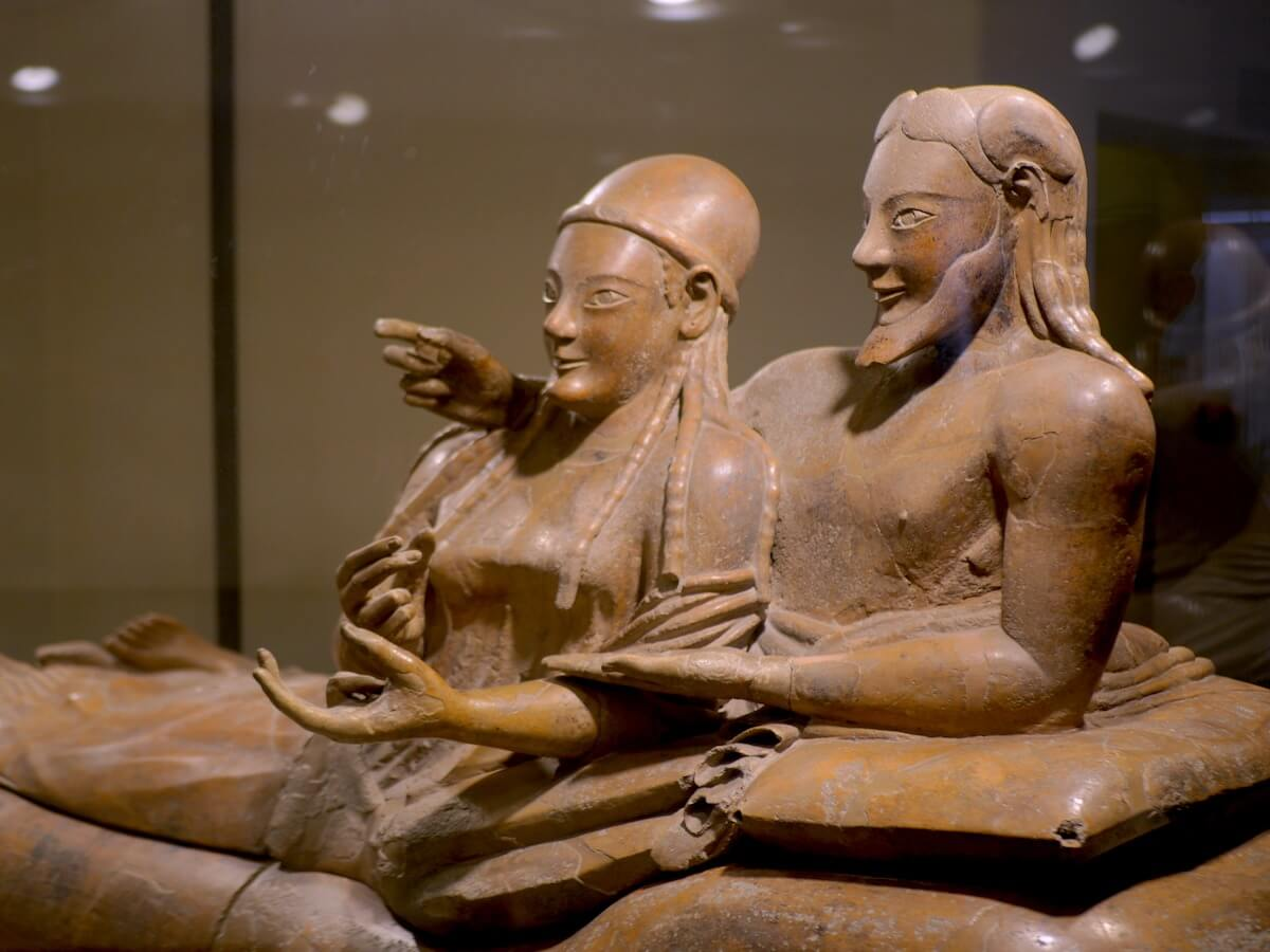 etruscan museum rome