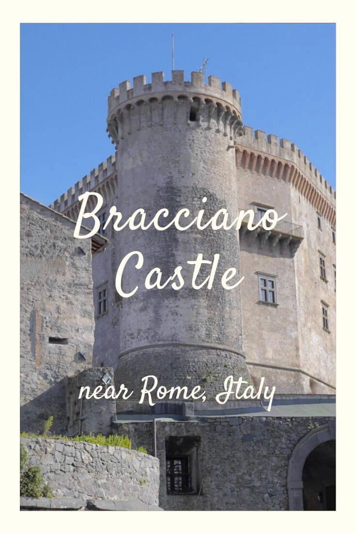 bracciano odescalchi castle