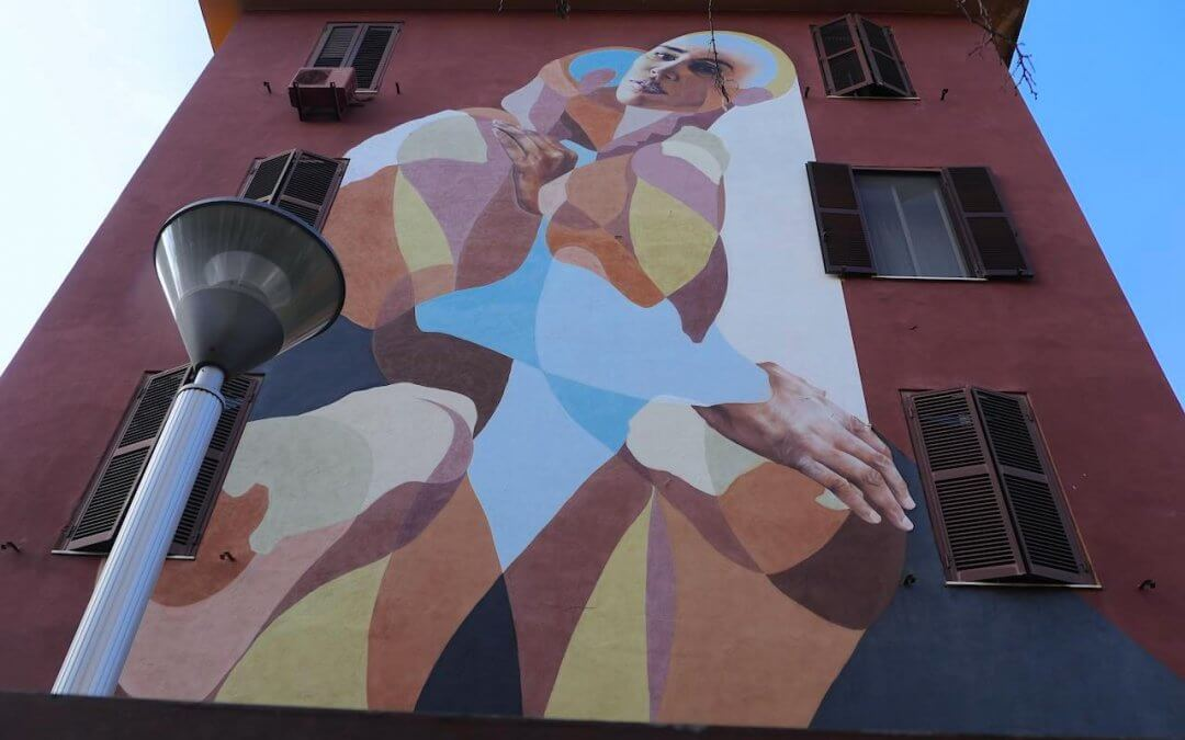 22 places to see street art in Rome: the artists, the projects, the stories behind them.