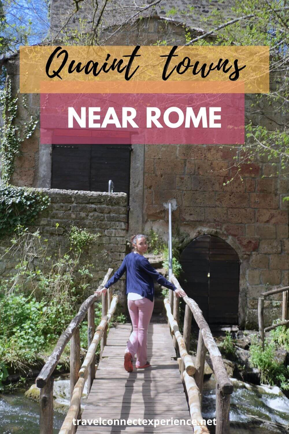 picturesque towns near Rome