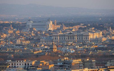 19 Best views in Rome and panoramic viewpoints