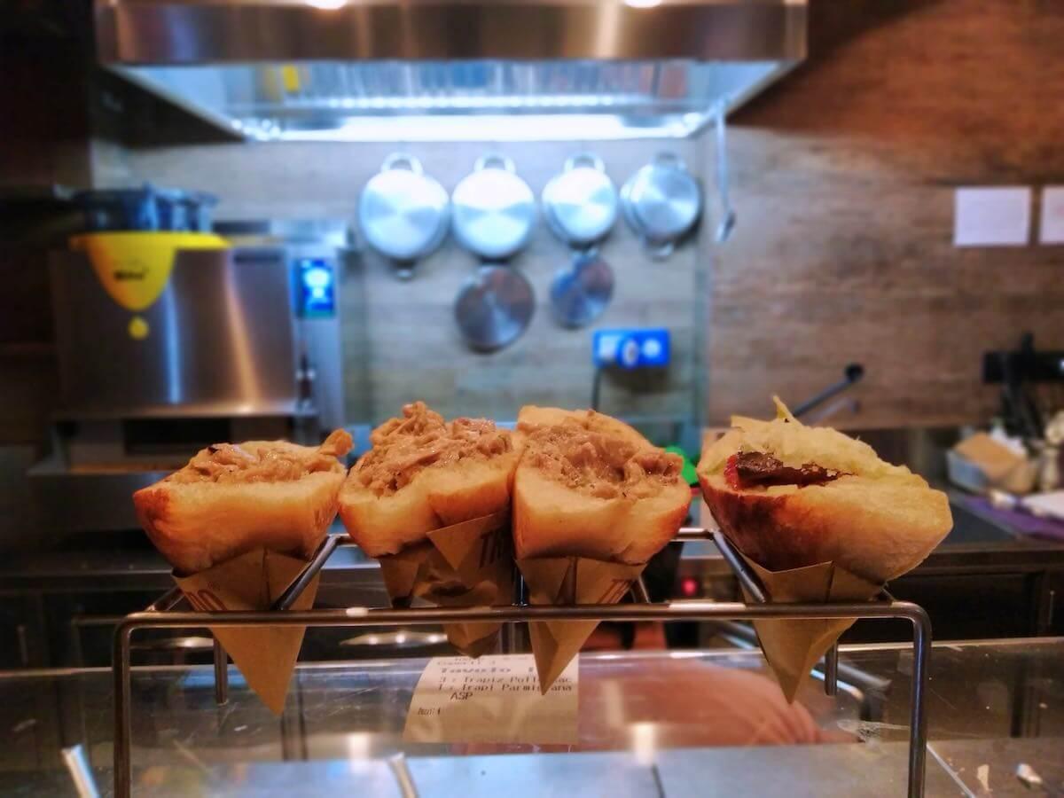 rome street food trapizzino